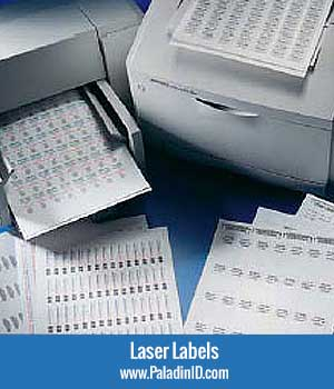 PaladinId Laser Labels