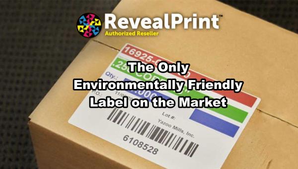 environmentally friendly labels